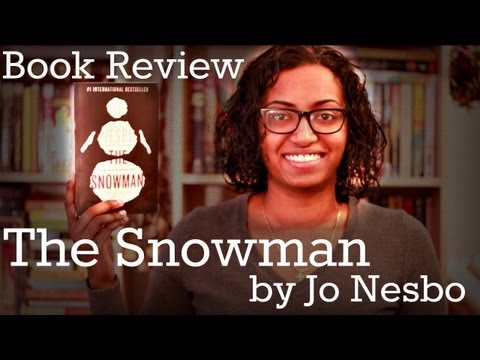 The Snowman By Jo Nesbo - Book Review