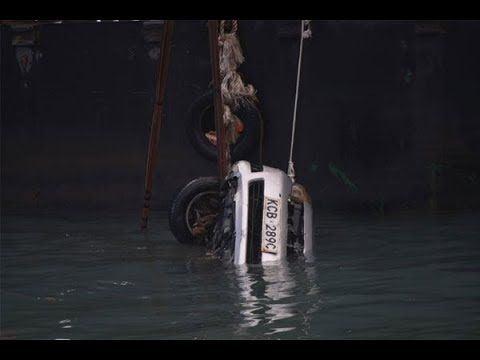 BREAKING NEWS: Plunged car, with bodies of mother and daughter, retrieved