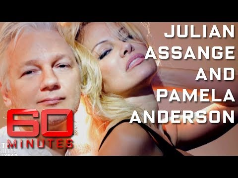 Pamela Anderson and Julian Assange: their unlikely love story  60 Minutes Australia