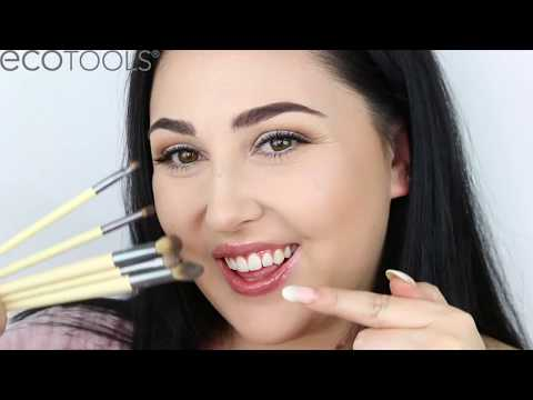 Daily Defined Eye Kit Makeup Tutorial | EcoTools