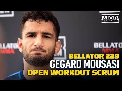 Gegard Mousasi Wants Middleweight Title Rematch After Bellator 228 - MMA Fighting