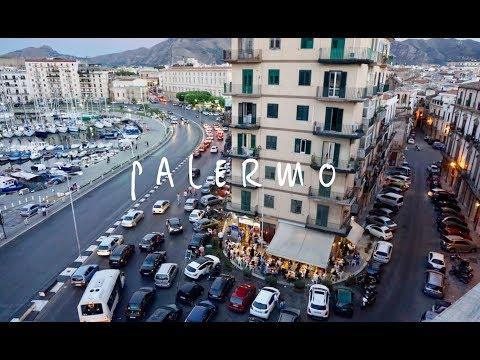 Palermo, Sicily | Quattro Canti | Cattedrale di Palermo