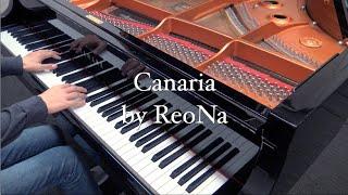 ReoNa - Canaria (Happy Sugar Life OST) [Piano]