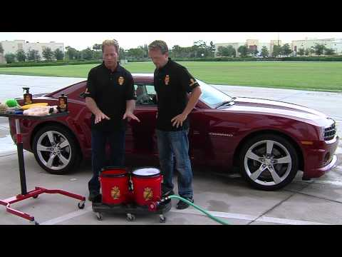 How to properly wash your car with Pinnacle car care products