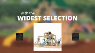 Totally Swing Sets - Your Online Swing Set Store