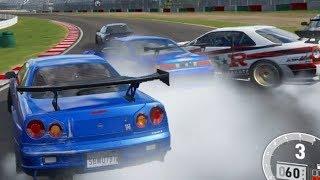 Forza Motorsport 7 Online Late Night Funny Moments #2 w/Crew | SLAPTrain