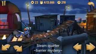 Trials Frontier - Secret places