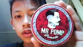 Mr Pomp Pomade review