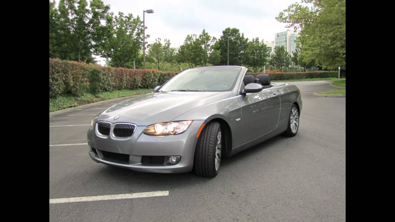 My 2010 Bmw 328i Convertible