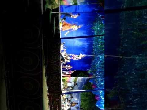 Chhau dance at bhanderisai - seraikela 3