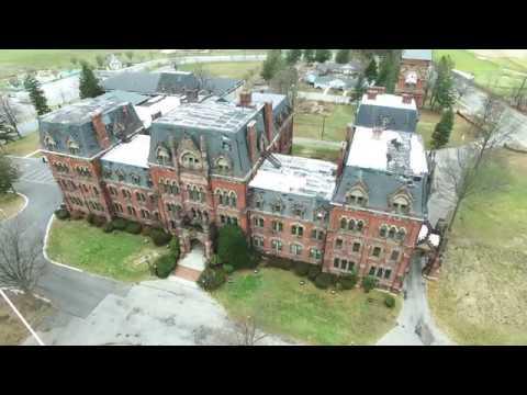 Abandoned St. Paul's School- Garden City