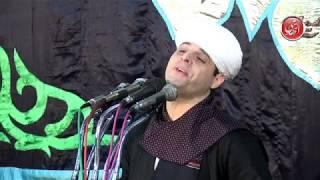 مولد السيدة نفيسة 2018 الشيخ محمود ياسين التهامي قصيدة بات طرفي ساهرا