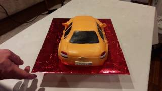 3D торт машина