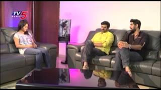 Prabhas, Rana Daggubati Interview on Baahubali - The Beginning : TV5 News