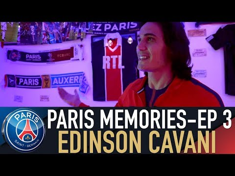 PARIS MEMORIES - EPISODE 3 : EDINSON CAVANI 🔴🔵 🇺🇾