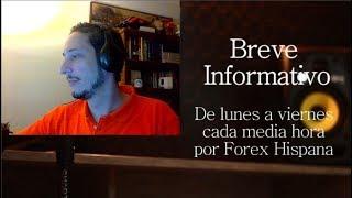 Breve informativo - Noticias Forex del 12 de Septiembre 2017