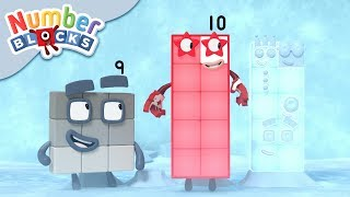Numberblocks - Whole of Me   Learn to Count
