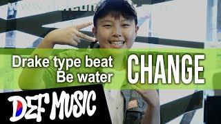 figcaption [데프실용음악학원 No.1] 정준혁 수강생 자작랩 CHANGE x Drake type beat - Be water / No.1 랩학원 Rap class 취미 오디션 전문