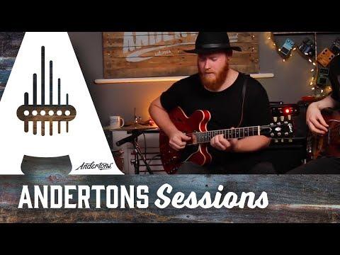 Andertons Sessions - Ben Jones