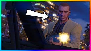 NEW Proof Niko Bellic May Still Be ALIVE, Living In Liberty City & Return In GTA 5! (GTA V)