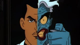 "Batman TAS Review: ""Two-Face Part 1 & 2"""