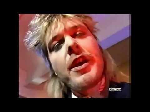 Geil - Bruce & Bongo  The Original 1986 Video Clip!