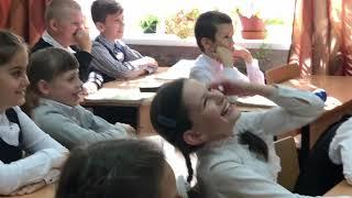 Фрагмент урока английского языка в 3 классе. Учитель С.В. Бессингер