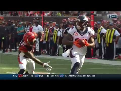 NFL 2016 Week 3 Highlights: Denver Broncos at Cincinnati Bengals