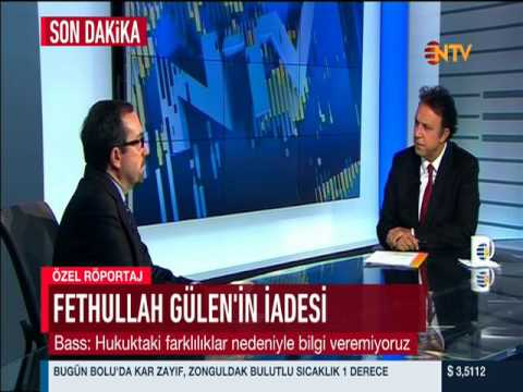 ABD Ankara Büyükelçisi John Bass ile röportaj.Interview with US Ambassador to Ankara John Bass