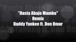 Zumba®/Dance Fitness-*Merengue* Hasta Abajo Mambo Remix