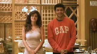 Madhumita Sarcar & Arjun Chakrabarty at Nori
