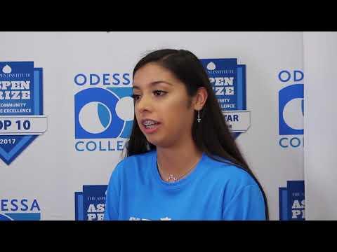 Thalia Hernandez | Odessa College Athletic Trainer
