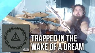 """Mudvayne - """"Trapped In The Wake Of A Dream"""" drum cover by Allan Heppner"""