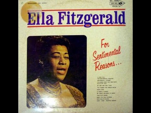 Ella Fitzgerald - For Sentimental Reasons