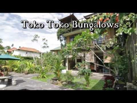 Toko Toko Bungalows, Campuhan, Ubud, Bali