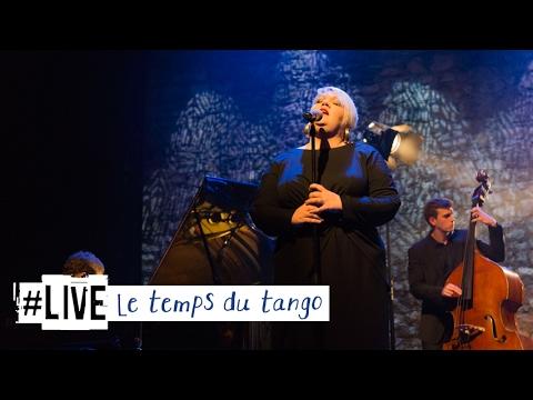 MATHILDE ⎟#Live : Le temps du Tango (Léo Ferré)