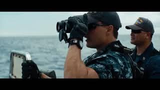 Первый контакт ... отрывок из фильма (Морской бой/Battleship)2012