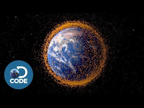 Space Junk Around