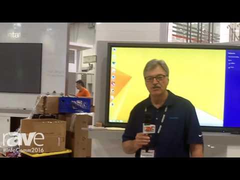 InfoComm 2016: ViewSonic Intros Display Solutions