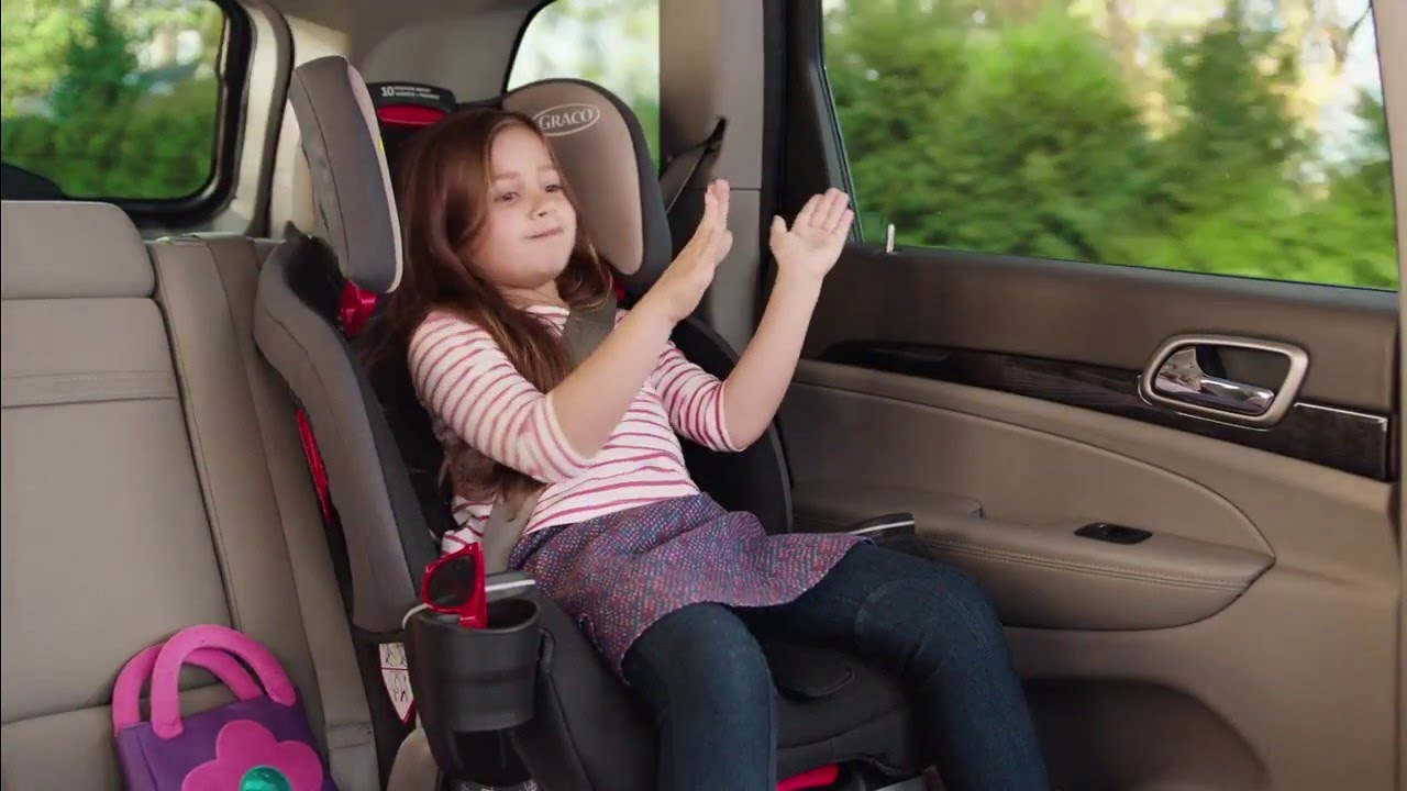 GracoR MilestoneTM All In One Car Seat UK TV Commercial