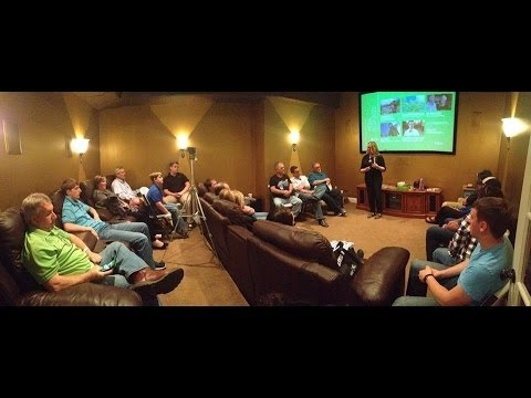 Zija Home PBR - Rhino House - 04/06/14 - Scott Harris & Lori Wilson Part 1
