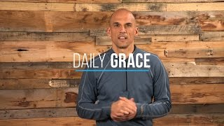 Swimming in Guilt and Shame - Daily Grace 160