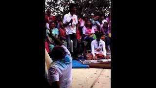 Rayen Kalpoe @ West Palm Phagwah Celebration 2015