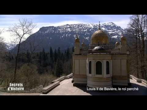 Secrets d'Histoire - Louis II de Bavière, le roi perché - Pavillon mauresque du château de Linderhof