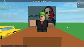 Roblox Script Showcase Episode #142 Obama [LEAK]