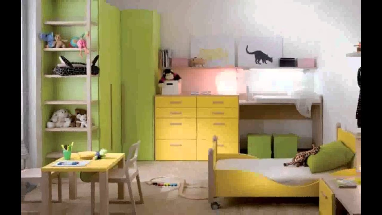 Camerette bambini immagini youtube for Decorazioni camerette bambini immagini