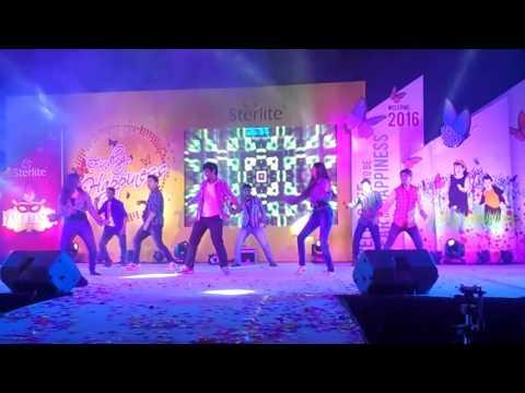 Sterlite dance at 31st ni8 2015