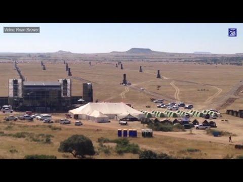 Bloemfontein in rep en roer vir Angus Buchan-gebedsbyeenkoms