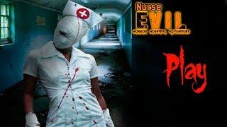 Злая медсестра: Больница ужасов первый взгляд! Evil Nurse: Horror Hospital Adventure