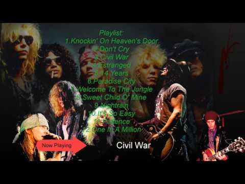 Guns And Roses Greatest Hits